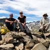 Paused on the ridge