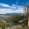 Above Fern Lake