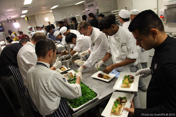 Iron Chef Event in Melbourne - Saturday