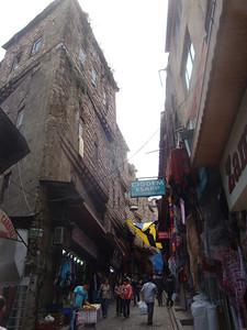 First, I had to navigate my way through a city of people with whom I could barely communicate, with the most rudimentary of maps, at night, to my hostel in the heart of the old city.