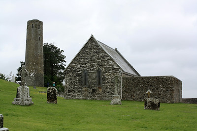 Day 6: Clonmacnoise, Galway, Inis Mor