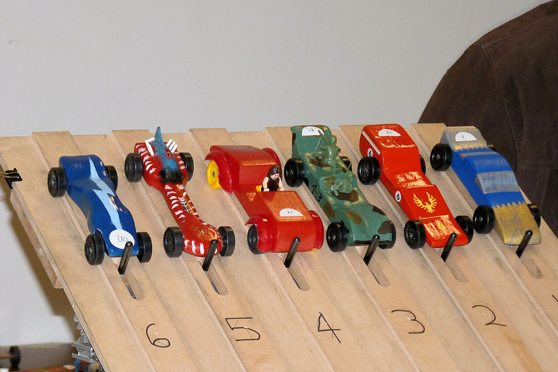 2011 Pinewood Derby