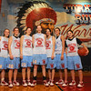 Leadership: Turkey Run seniors: Chelsea Newnum, Shelby Francis, Chelsea Francis, Adrianne Francis, Meghan Francis, Jordan Hunt and Kirsten Weaver lead their team into sectional play.