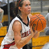 Regular: Emily Bell has become a regular for the Terre Haute South girl's team.