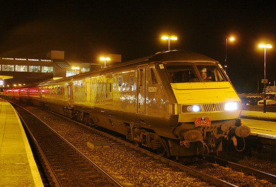 82301 Banbury 28/01/11 with the final service to Wrexham