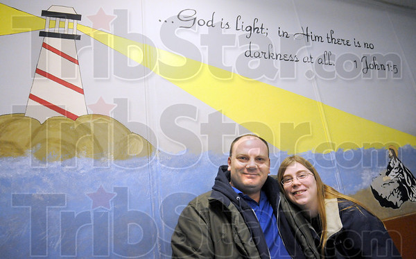 Jim and Kim: Jim and Kim Norton are currently residents of the Lighthouse Mission in Terre Haute.
