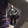 Prenatal: Samantha Brinkerhoff gives prenatal yoga instruction to Brittany Harrison Tuesday evening.