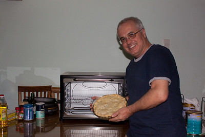 Frank makes Apple Pie