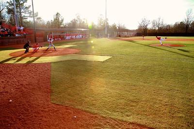 Gardner-Webb Baseball vs Appalachian.