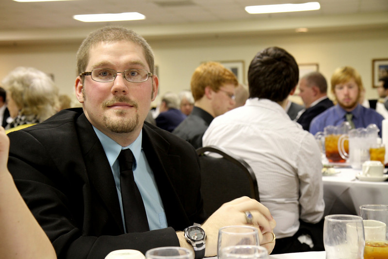 Winter CSO Dinner; January 27, 2011.