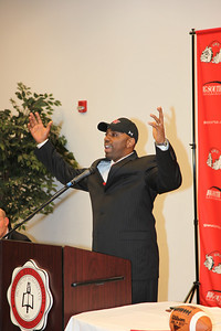 Ron Dickerson, Jr. was named Gardner-Webb Head Football Coach on January 26, 2010.