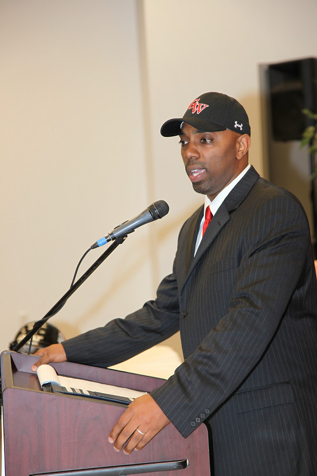Ron Dickerson, Jr. was named Gardner-Webb Head Football Coach on January 26, 2010.