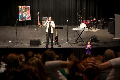 Jonathan Martin, Pastor of Renovatus Church in Charlotte, NC.
