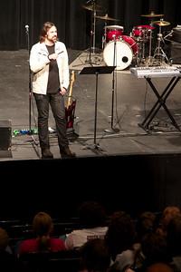 Jonathan Martin, Pastor of Renovatus Church in Charlotte, NC Speaks durning Celebration Week.