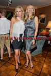 Sonja Tremont Morgan, Bonnie Pfeifer Evans attend The American Friends of Bliérancourt Garden Cocktail Party to launch  Gala Committee to honor Baroness Philippine de Rothschild on Wednesday, June 8, 2011 at the residence of Sonja Tremont Morgan on the Upper East Side, New York City  PHOTO CREDIT: ©Manhattan Society.com 2011 by Joe Corrigan