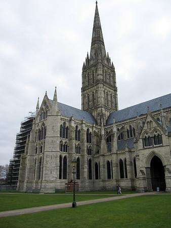 Julia In England