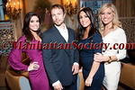 Kimberly Guilfoyle, Julian Marinetti, Andrea Tantaros, Ainsley Earhardt attend Julien Marinetti's DOGGY JOHN Installation and Reception hosted by Geoffrey Bradfield, Erin Fetherston, Amy Sacco on May 10, 2011 at The New York Palace, Madison Room, 455 Madison Avenue, Courtyard Entrance, between 50th & 51st Street, New York City, NY   PHOTO CREDIT: Copyright ©Manhattan Society.com 2011