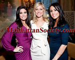 Kimberly Guilfoyle, Ainsley Earhardt & Andrea Tantaros attend Julien Marinetti's DOGGY JOHN Installation and Reception hosted by Geoffrey Bradfield, Erin Fetherston, Amy Sacco on May 10, 2011 at The New York Palace, Madison Room, 455 Madison Avenue, Courtyard Entrance, between 50th & 51st Street, New York City, NY   PHOTO CREDIT: Copyright ©Manhattan Society.com 2011