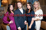 Kimberly Guilfoyle, Julian Marinetti,Andrea Tantaros, Ainsley Earhardt attend Julien Marinetti's DOGGY JOHN Installation and Reception hosted by Geoffrey Bradfield, Erin Fetherston, Amy Sacco on May 10, 2011 at The New York Palace, Madison Room, 455 Madison Avenue, Courtyard Entrance, between 50th & 51st Street, New York City, NY   PHOTO CREDIT: Copyright ©Manhattan Society.com 2011