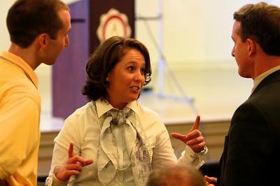 Center for Innovative Leadership Development Conference; July 2011.