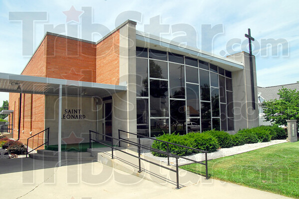 St. Leonard: St. Leonard Parish of Port Maurice will close on Saturday, November 19, 2011. ( West Terre Haute)