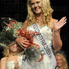 Tribune-Star/Jim Avelis<br /> Regina: Brittany Gibson is the Queen of the 2011 Vigo County Fair. She won out over 24 other girls and was selected at a pageant at Terre Haute North High School Thursday night.