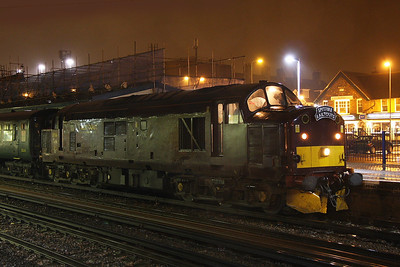 37516 Eastleigh 16/07/11