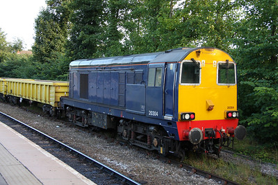 20304 Dorridge 27/07/11 8X09 Old Dalby to Amersham