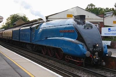 4492 (60019) Basingstoke 26/07/11 1Z95 Weymouth to Victoria