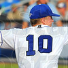Tribune-Star/Jim Avelis<br /> On target: Christian Slaznik started well for the Rex, pitching a shutout over the first three innings.