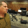 Tribune-Star/Jim Avelis<br /> Goal setter: Marvin Adams, director of the Wabash Valley International House of Prayer, hopes to see the prayer-based ministry grow.