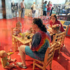 Families: The Terre Haute Children's Museum draws families from all around the area.
