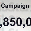 Campaign goal: Detail of campaign goal figures.