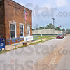 Tribune-Star/Jim Avelis<br /> Not much bustle: The streets of Cory are vacant mid-afternoon Wednesday. The post office on the left is one of several in the Wabash Valley thet is under review.