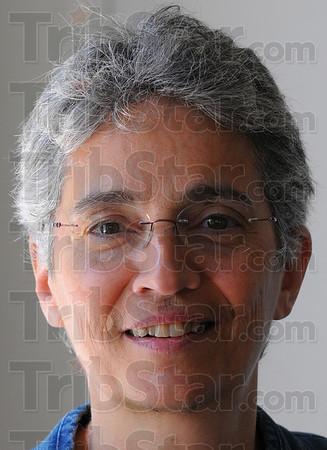 ISU Art professor Fran Lattanzio