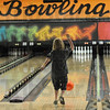 Bowling: Nine-year-old Jonathan Leggett bowls at the Terre Haute Bowling Center Tuesday. He's participating in the national program that provides two free games daily for kids to encourage them to bowl.
