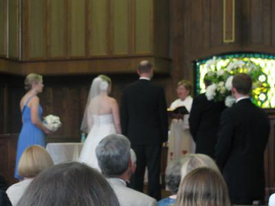 July 24 - Sinnett Wedding