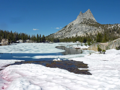 July 8, 2011 Cathedral Lake Snow Fest