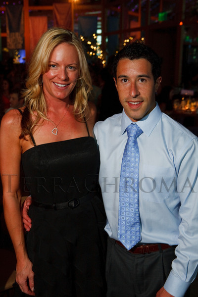 "(Denver, Colorado, July 16, 2011)<br /> Kristin Bloom and Austin Cohen.  Jeremy Bloom's Wish of a Lifetime foundation third annual ""The Evening Affair,"" themed ""A Midsummer Night's Wish,"" at the Donald R. Seawell Grand Ballroom, Denver Center for Performing Arts, in Denver, Colorado, on Saturday, July 16, 2011.<br /> STEVE PETERSON"