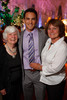 "(Denver, Colorado, July 16, 2011)<br /> Donna Wheeler (JB grandmother), Jeremy Bloom, and Char Bloom (JB mother).  Jeremy Bloom's Wish of a Lifetime foundation third annual ""The Evening Affair,"" themed ""A Midsummer Night's Wish,"" at the Donald R. Seawell Grand Ballroom, Denver Center for Performing Arts, in Denver, Colorado, on Saturday, July 16, 2011.<br /> STEVE PETERSON"
