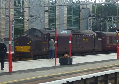 Crewe, 29 June 2011