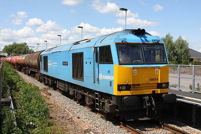 60074 Theale 11/06/11 6B33 Theale to Margam