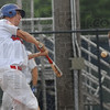 Tribune-Star/Rachel Keyes<br /> Base hit: Daniel Marlow gets a base hit in late innings Sunday against Lafayette.