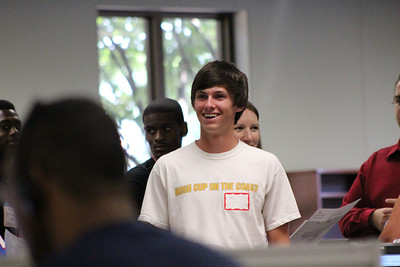 New Student Orientation Session; June 2011.