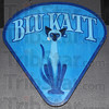 Tribune-Star/Jim Avelis<br /> Blast from the past: The sign over the stage is from the first Blu Katt Lounge from the late 1970s.
