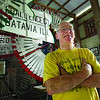 Windmill man: Neal Yerian is the owner-operator of The Windmills in Poland, Indiana.