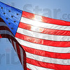 Tribune-Star/Jim Avelis<br /> Still flying: Tuesday,  June 14 is Flag Day.