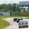 Tribune-Star/Rachel Keyes<br /> Changes west: Cars climb the ramp onto I-70 W where soon there maybe be changes due to recent road construction.