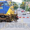 Tribune-Star/Jim Avelis<br /> New route?: Talks about re-routing railroads around Terre Haute are again taking place.
