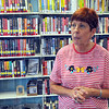 Tribune-Star/Jim Avelis<br /> Involved: Raina Lonazeski is the branch manager of the West Terre Haute public library.